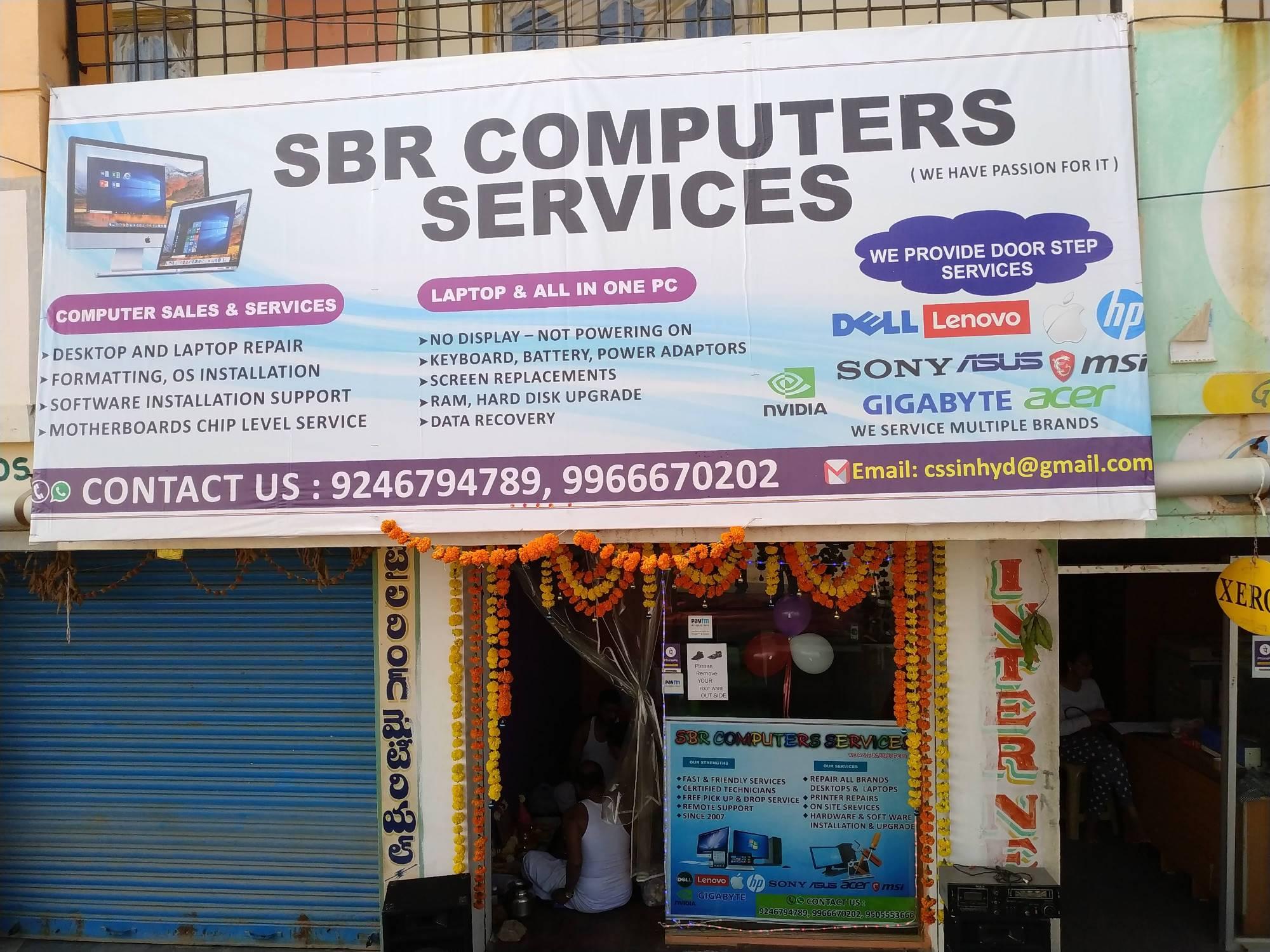 SBR Computers